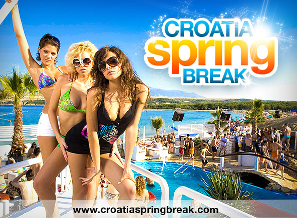 Spring Break Croatie - Spring Break 2014
