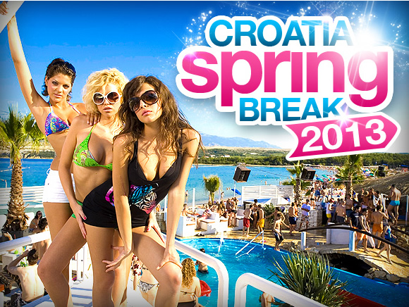 Spring Break Croatie 2014