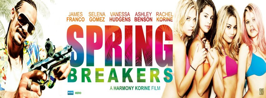 spring breakers le film 2013