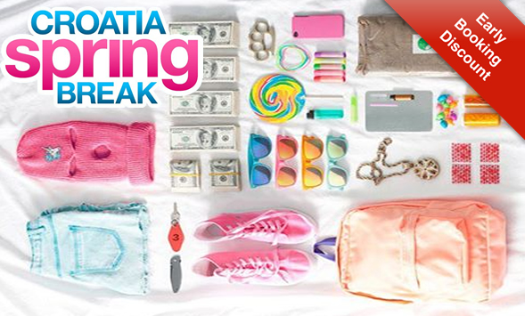 Croatia Spring Break 2015 PRE-REGISTRATION Open!!